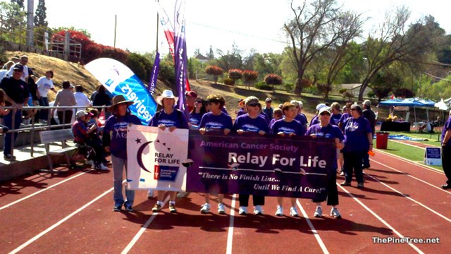 The 2016 Calaveras Relay For Life Is Going On Now