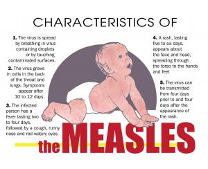 Calaveras Health Officer Dr. Dean Kelaita Says They Are Following Measles Exposures