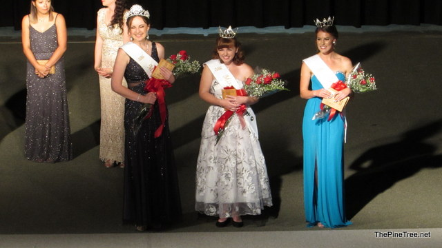 Makayla Ruthrauff Is Miss Calaveras 2016!   Her court is Sierra Stackpole &  Brighton Hamari.  Full Video & Photos