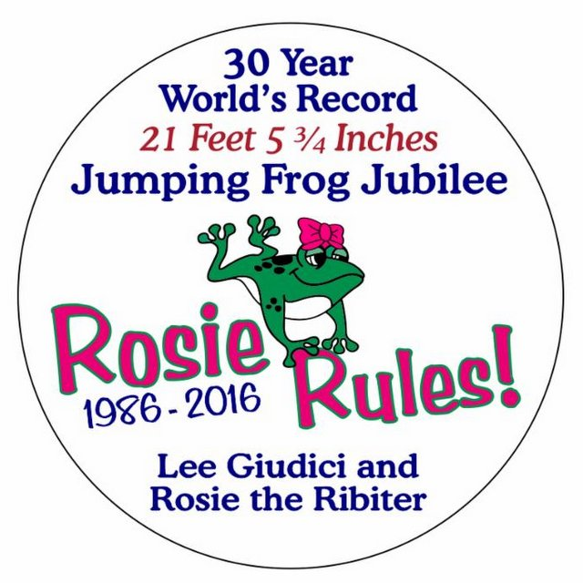 Sunday Is Jumpin' With Things To Do!  Will Rosie's Record Hold?