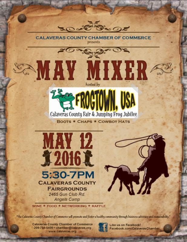 "Reminder..""The Big Kick Off To The Fair"" Mixer Is Tonight"