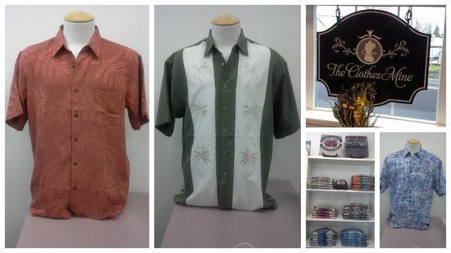 Great Gifts for Dad at The Clothes Mine in Angels Camp!