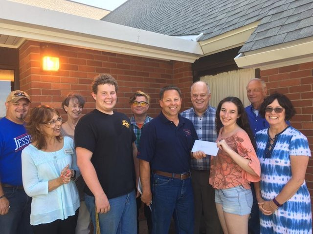 Local Teens Donate To Help Butte Fire Survivors