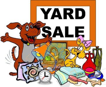 Donate Now For The FOCAS Yard Sale