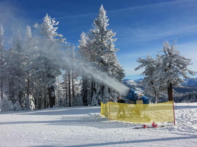 Skyline Bear Valley Invests In Snowmaking & Grooming Ahead Of 2016-17 Season!