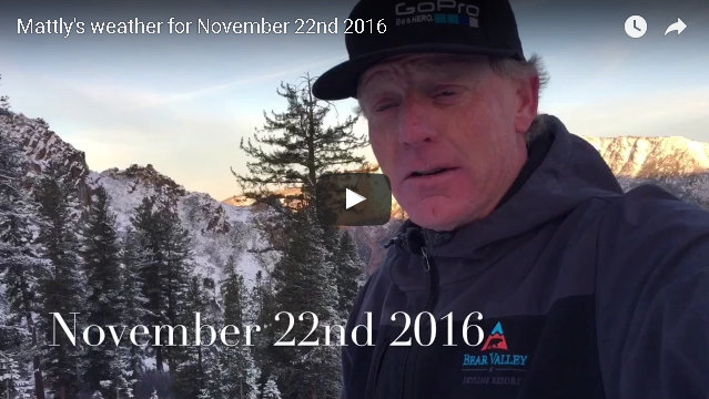 "Hey Good People Are You Ready For ""Pure Mountain Fun"" ~ Bear Valley Update By Mattly Trent"