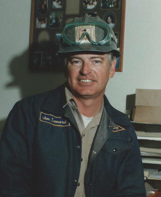 James Ralph Leonard 1942- 2016