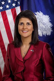 President-Elect Donald J. Trump To Nominate South Carolina Governor Nikki Haley As U.S. Ambassador To The United Nations