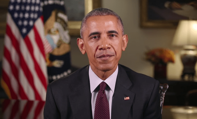Weekly Address: Coming Together On Thanksgiving