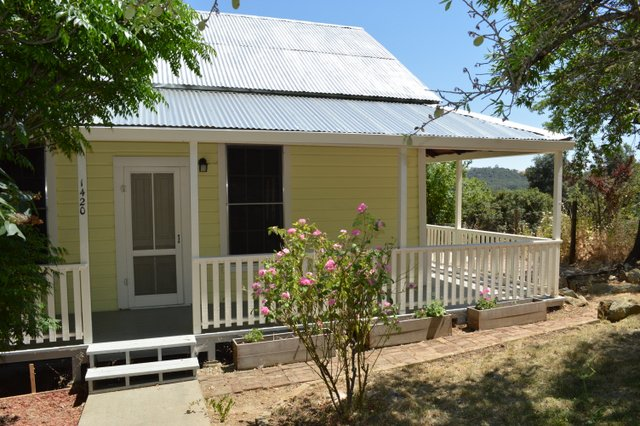 Charming Historic 4 Bedroom, 2 Bath, Home Near Downtown Angels Camp…Only $249,000