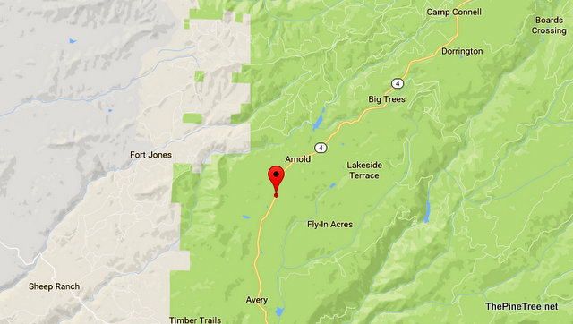 Traffic Update….Injury Collision In Arnold On Hwy 4