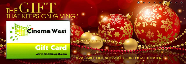 Fill Those Stockings With Gift Cards From Angels Six Theatre