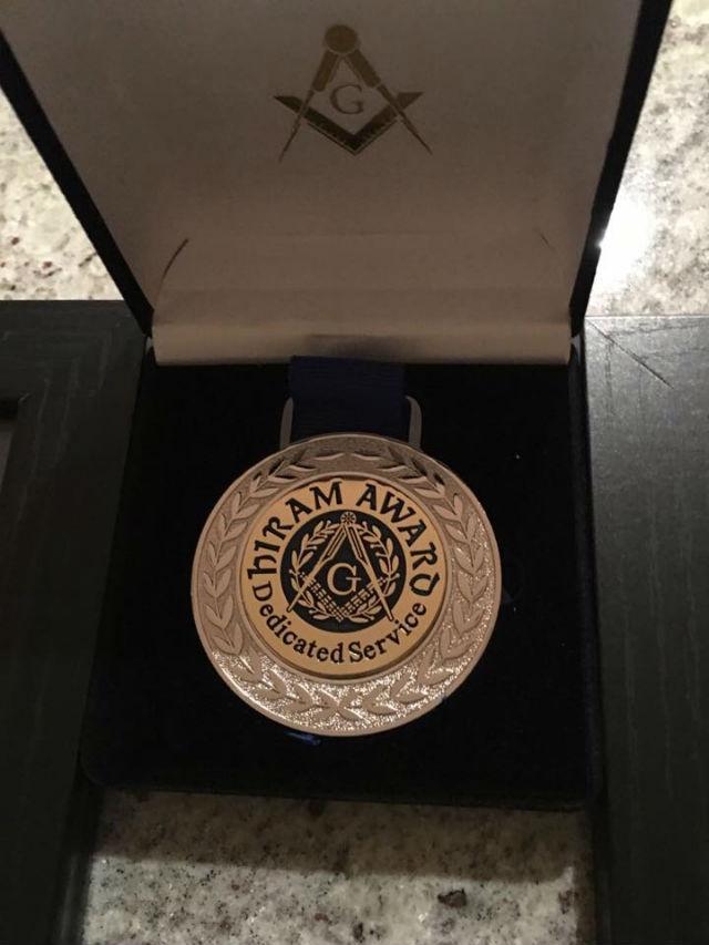 hiram-medal