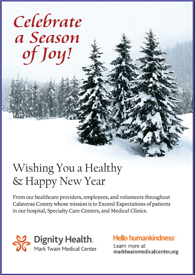 mark twain medical center wishes you a healthy happy holidays new year added by admin on january 1 2017 1005 am view all posts by admin