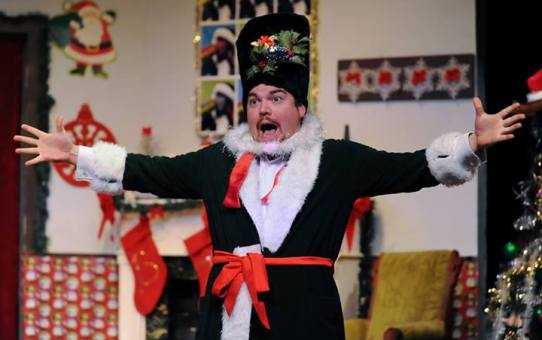 "Still Seats Left for Tonight's Opening of ""Every Christmas Story Ever Told (and Then Some)"