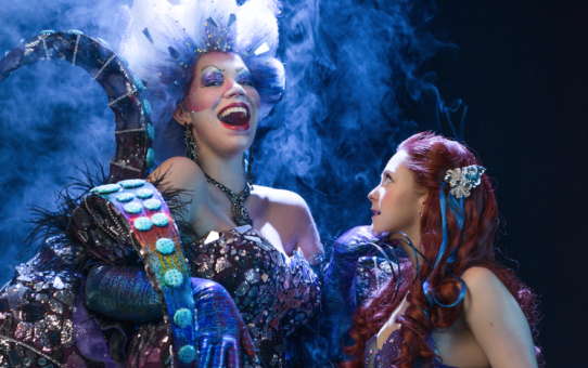 THE LITTLE MERMAID at The Rep: An Epic Road Trip Adventure