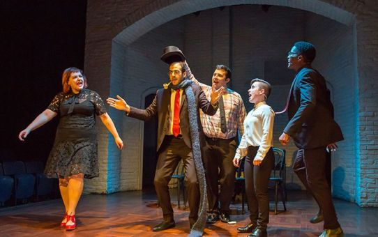 REVIEW: The Second City's Holidazed and Confused Revue