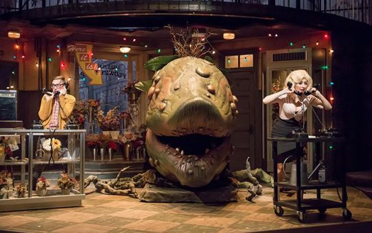 REVIEW: Little Shop of Horrors