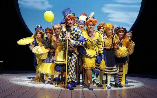 REVIEW: Seussical