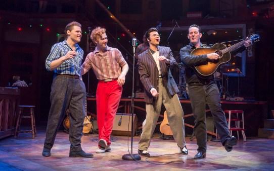 REVIEW: Million Dollar Quartet
