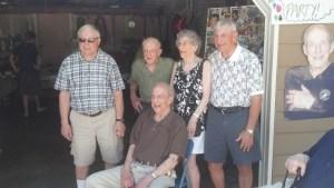 Nicolo' Family Descendants From Toriccella