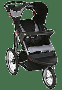 single jogging strollers