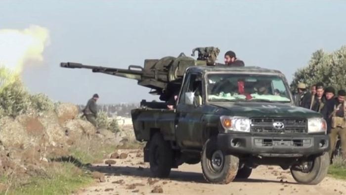 Двајца турски војници убиени во Идлиб