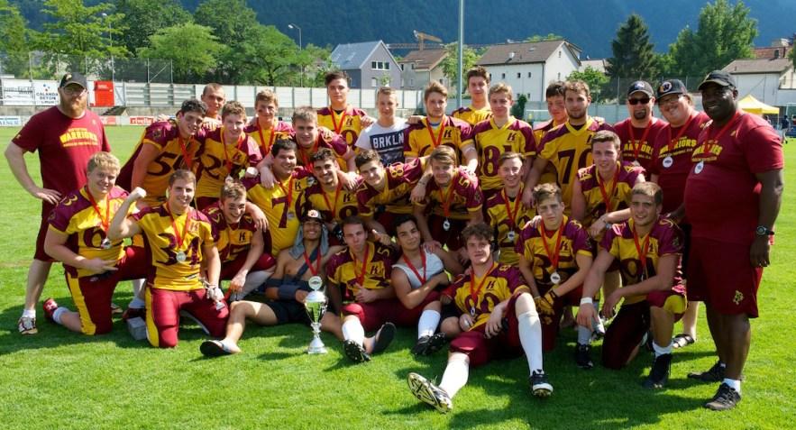 U19 2015 playoff