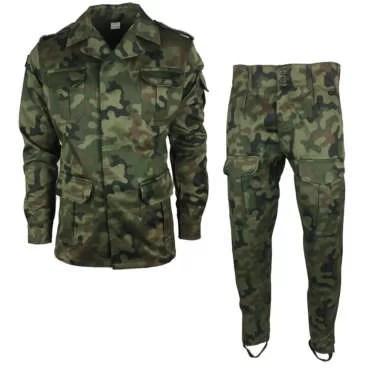 mundur wojskowy wz.93 pantera spodnie bluza