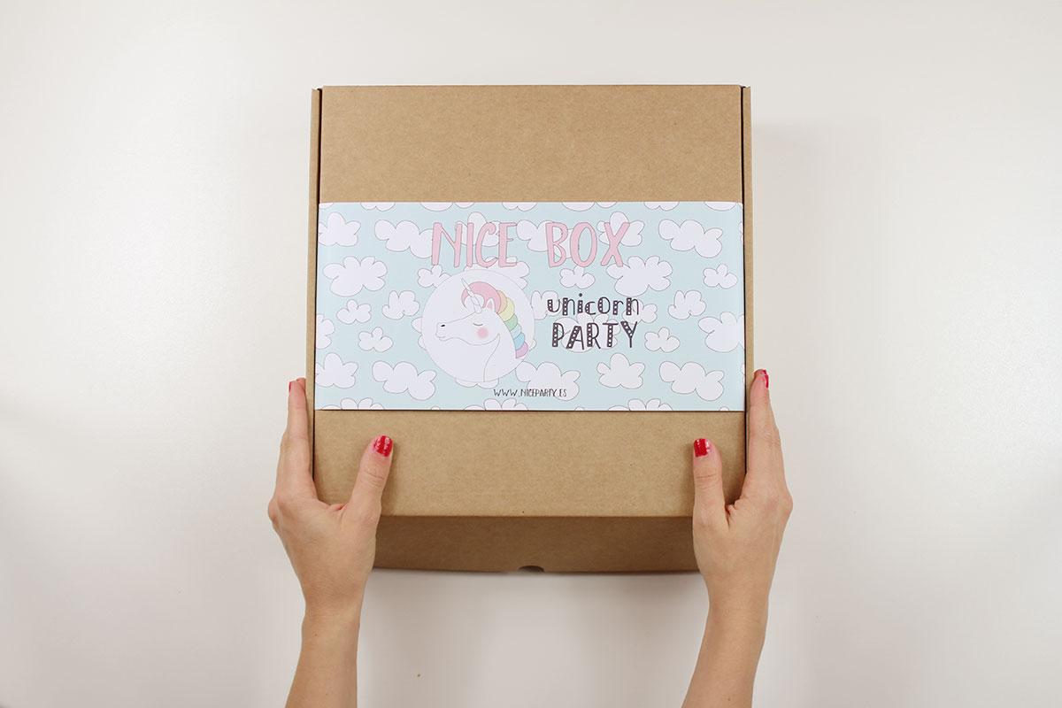 Nice Box una fiesta en una caja