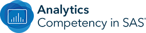 SAS Analytics Competency Badge