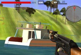 WW2 Crime Commando