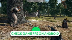How to Use KFMark Game FPS Checker on Android