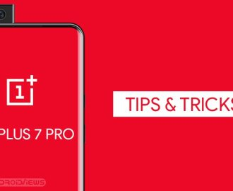 OnePlus 7 Pro Tips and Tricks