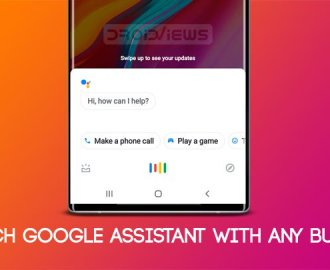 google assistant button mapper