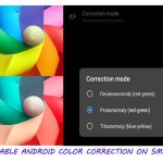 Android Color Correction