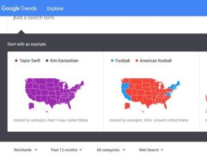 How to use Google Trends to see what's trending on the web
