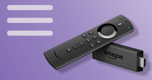 5 Best Fixes for Fire TV Stick Menu Not Working Issue