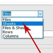说明: Merge Excel worksheets and workbooks