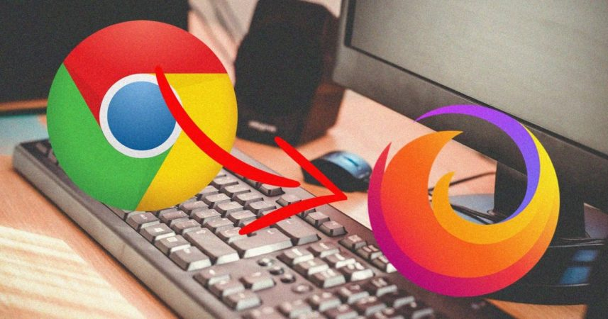 How to Import Chrome Bookmarks and Passwords to Firefox