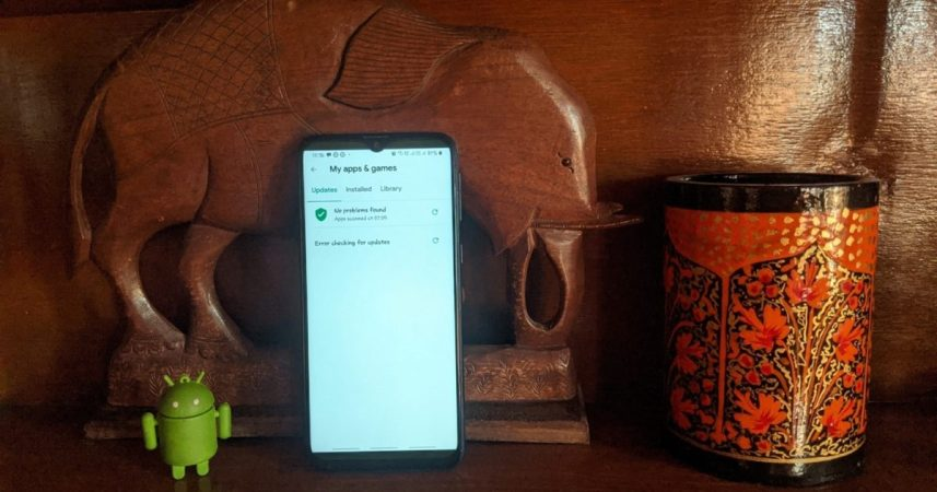 Top 9 Ways to Fix Play Store Showing Error Checking for Updates
