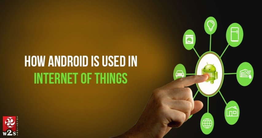 Android Internet of Things and Things