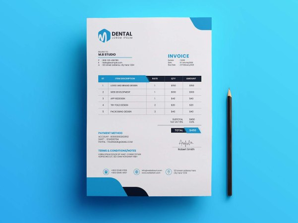 How To Choose The Right Type of Invoice For Your Business – 2021 Guide