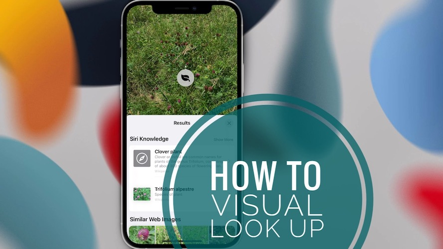 how to visually find photos on iphone and ipad in
