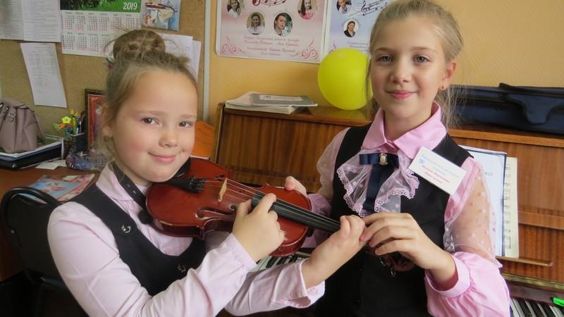 «Неделя педагогического творчества» Прошла в МБУДО «ДМШ №5» с 11-16 ноября 2019