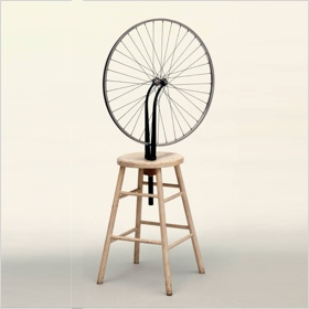 Bicycle Wheel by Marcel Duchamp