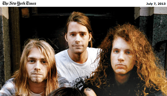 Far right: Jason Everman. Photo: Ian Tilton.