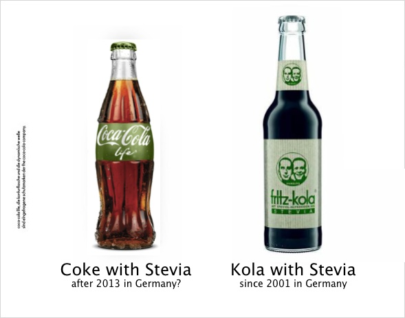 Coke vs Kola with Stevia