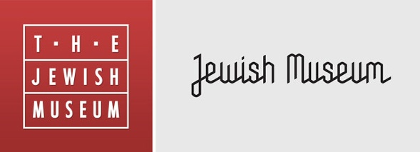 past world - new world logo for the Jewish Museum