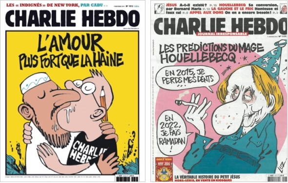 Hebdo Illustrations